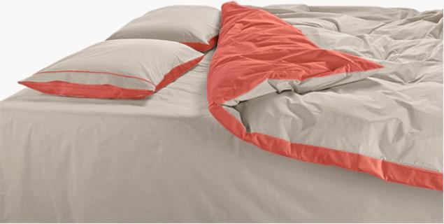 Mako Satin Bettwäsche nach Maß