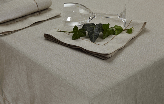 Custom Size Linen Tablecloths